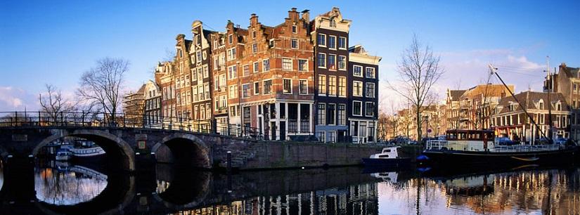 Gyvenamoji vieta Olandijoje