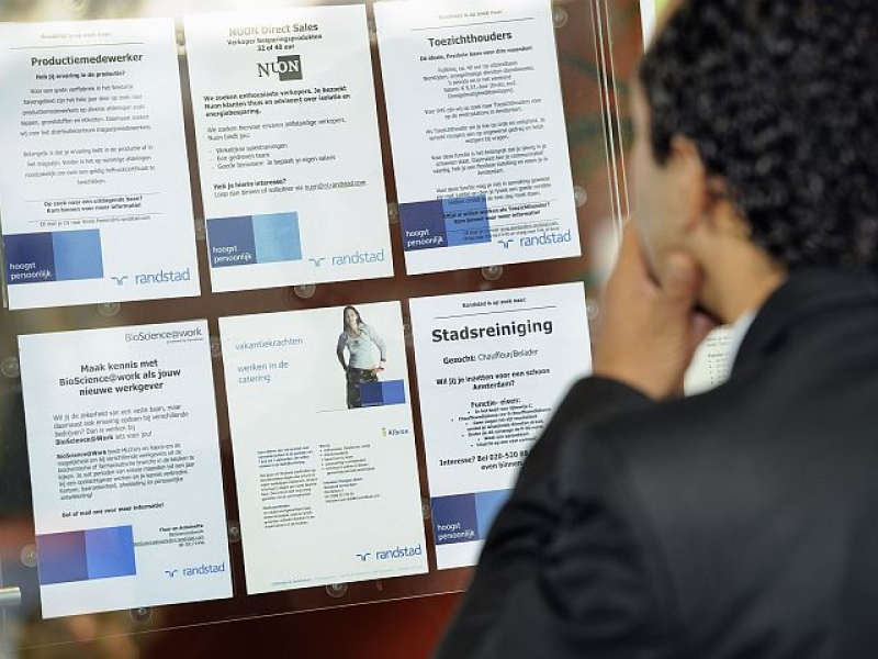 Temporary employment in Netherlands