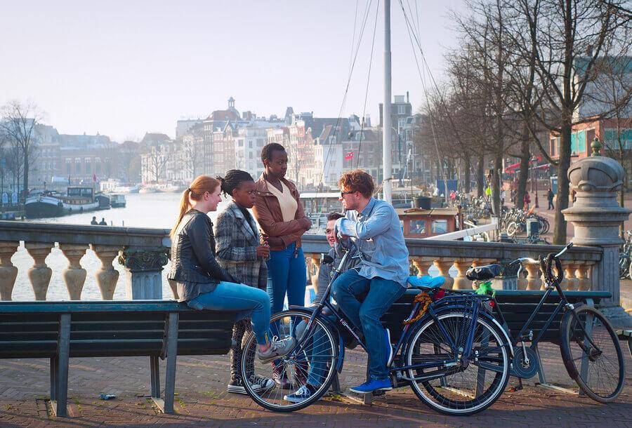 Trabalhar na Holanda