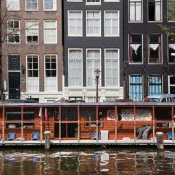 Kaip pažinti sostinę su tuščia pinigine - 10 nemokamų pramogų Amsterdame