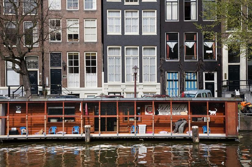Kaip pažinti sostinę su tuščia pinigine – 10 nemokamų pramogų Amsterdame