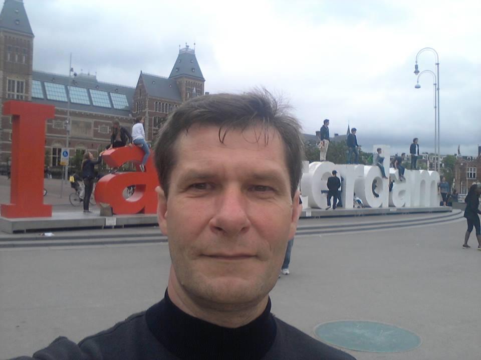 L. Budrys Amsterdame