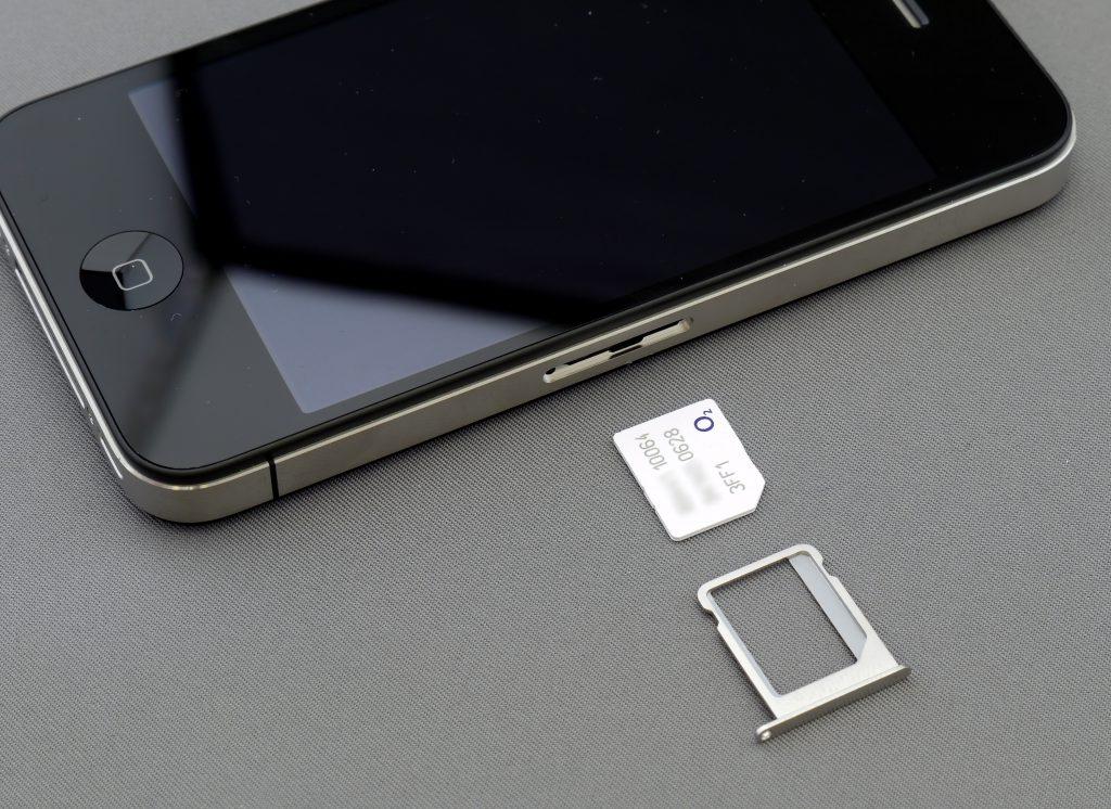 Telefonas Vokietijoje arba SIM kortelė