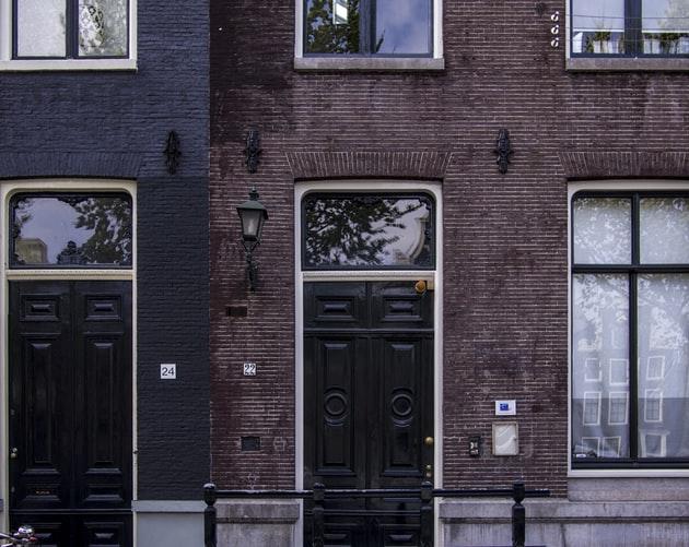 Dzīvesvieta Nīderlandē