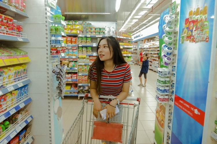 Custo das mercearias na Holanda