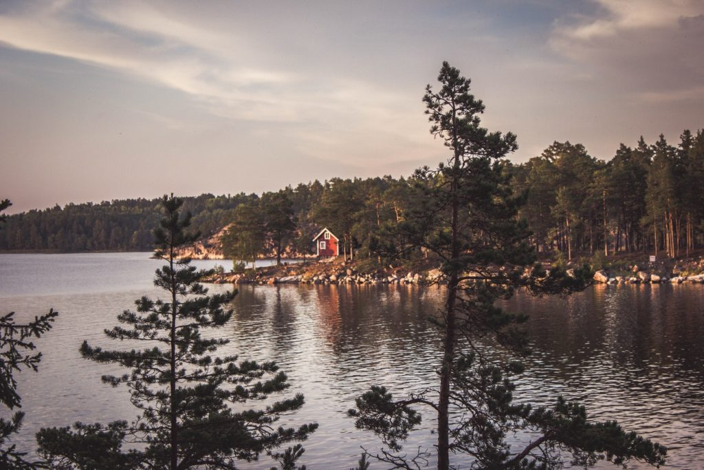 4: Trabalho na Suécia
