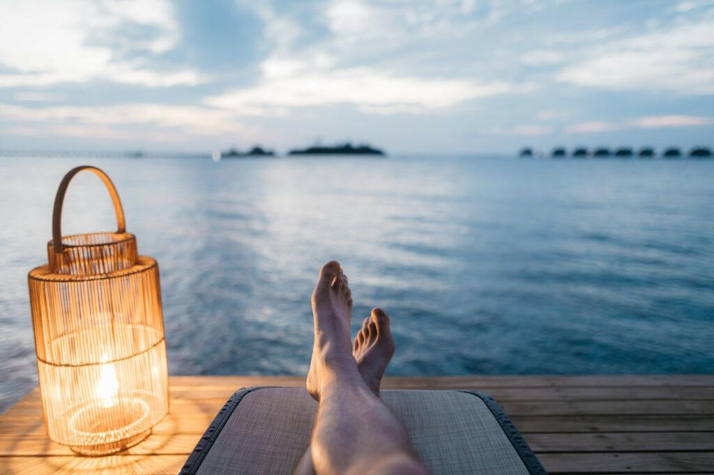 3 Tempo para as férias, mas sem orçamento