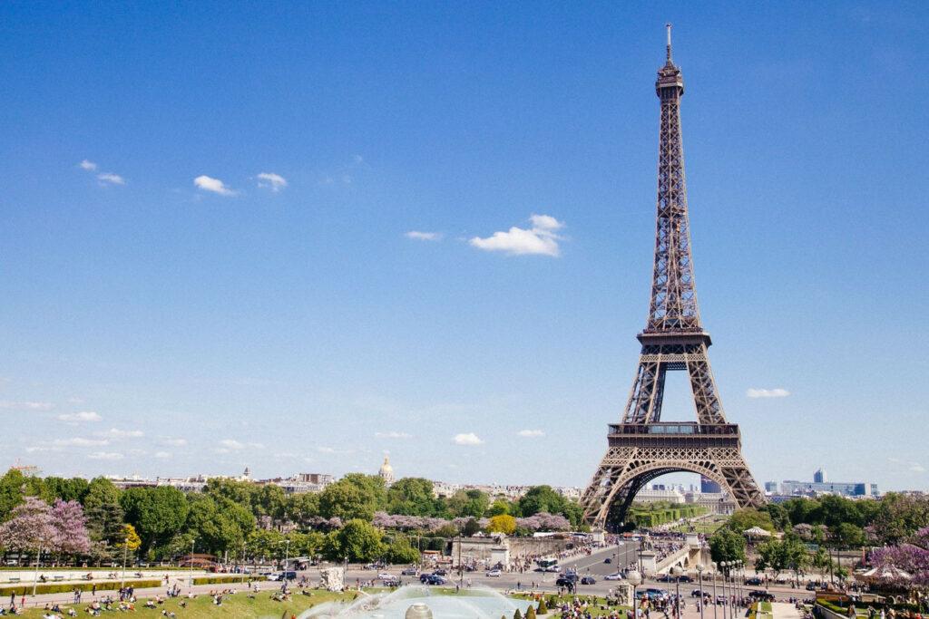 7: Trabalho na França