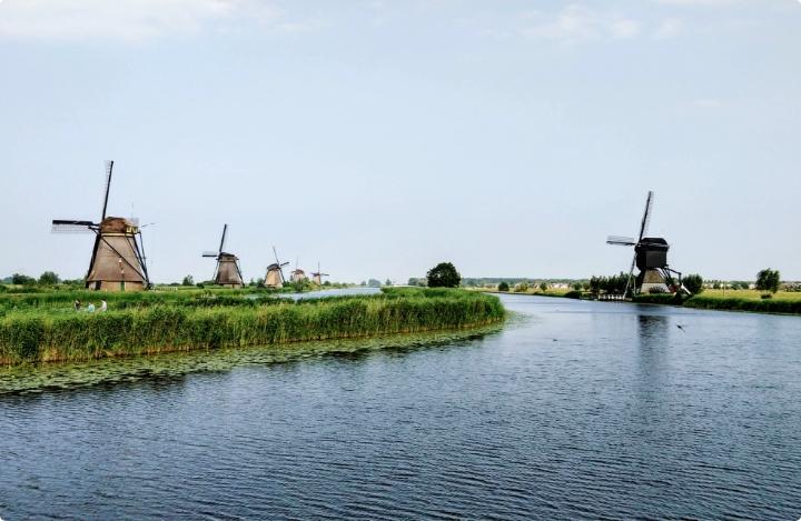 Prácu v zahraničí 2019: 1. Holandsko
