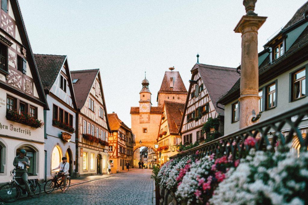 3: Pracovné možnosti v Nemecku