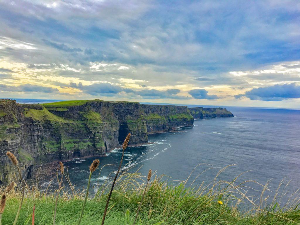 2: Práca v Írsku