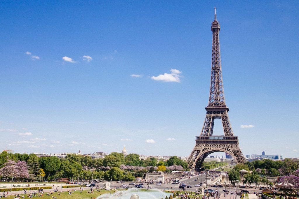 7: Darbas Prancūzijoje